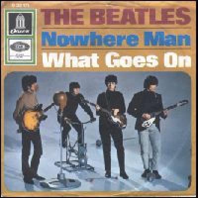 Nowhere Man / What Goes On - The Beatles : les secrets de l'album (paroles, tablature)