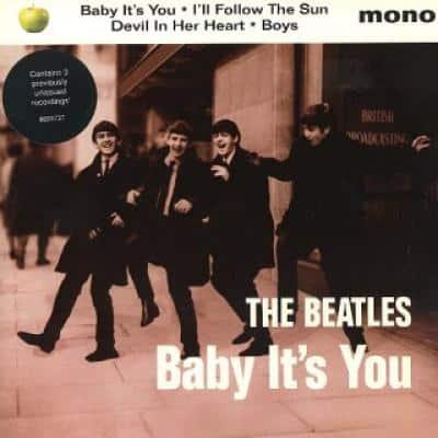 Baby It's You - The Beatles : les secrets de l'album (paroles, tablature)