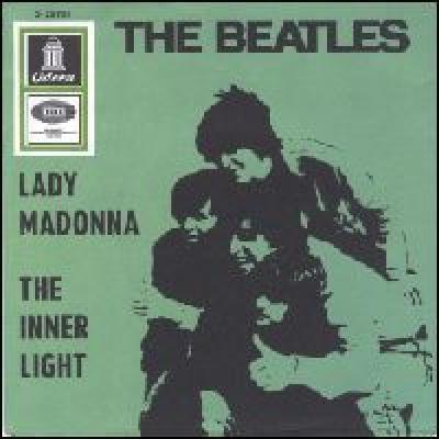 Lady Madonna / The Inner Light - The Beatles : les secrets de l'album (paroles, tablature)
