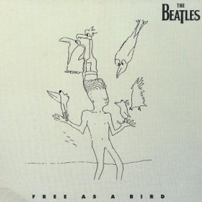 Free As A Bird - The Beatles : les secrets de l'album (paroles, tablature)