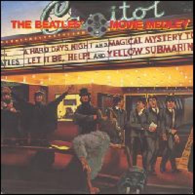 The Beatles's Movie Medley / I'm Just Happy To Dance With You - The Beatles : les secrets de l'album (paroles, tablature)