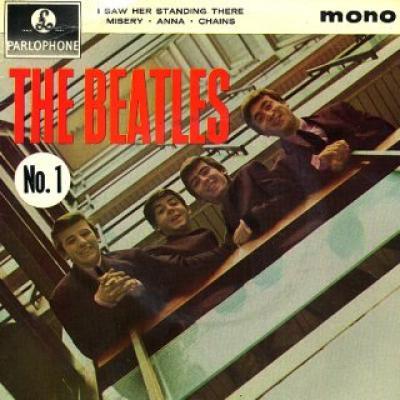 The Beatles No.1 - The Beatles : les secrets de l'album (paroles, tablature)