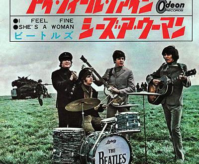 I feel fine / She's a woman – The Beatles : les secrets de l'album (paroles, tablature)