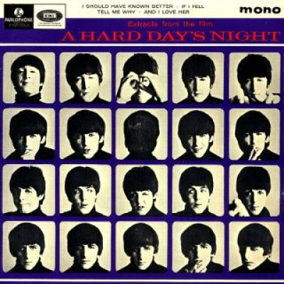 A Hard Day's Night (Extracts from the Film) - The Beatles : les secrets de l'album (paroles, tablature)