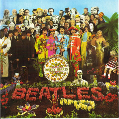 Sgt. Pepper's Lonely Hearts Club Band - The Beatles : les secrets de l'album (paroles, tablature)