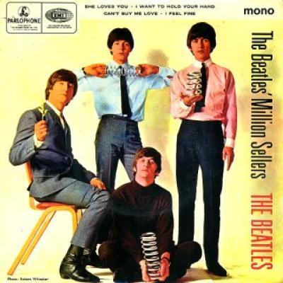 The Beatles Million Sellers - The Beatles : les secrets de l'album (paroles, tablature)
