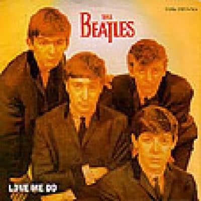 Love me do / P.S. I love you  - The Beatles : les secrets de l'album (paroles, tablature)