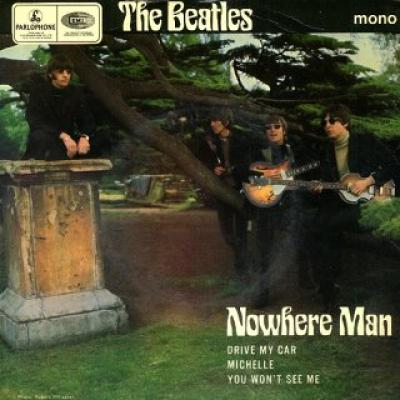 Nowhere Man - The Beatles : les secrets de l'album (paroles, tablature)