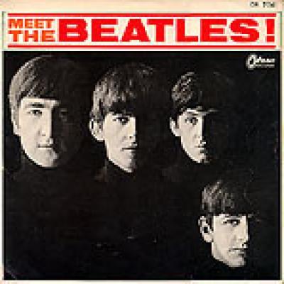 Meet The Beatles - The Beatles : les secrets de l'album (paroles, tablature)