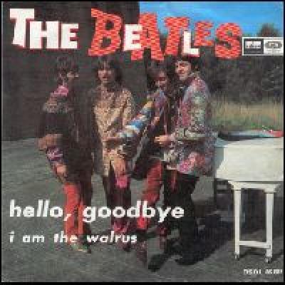 Hello Goodbye / I Am The Walrus  - The Beatles : les secrets de l'album (paroles, tablature)