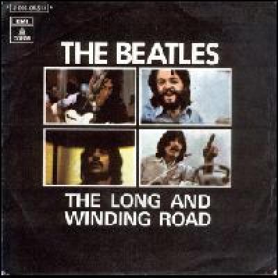 The Long And Winding Road / For You Blue  - The Beatles : les secrets de l'album (paroles, tablature)