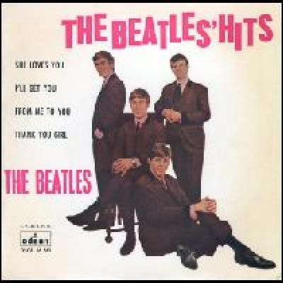 She Loves You / I'll Get You / From Me To You / Thank You Girl  - The Beatles : les secrets de l'album (paroles, tablature)