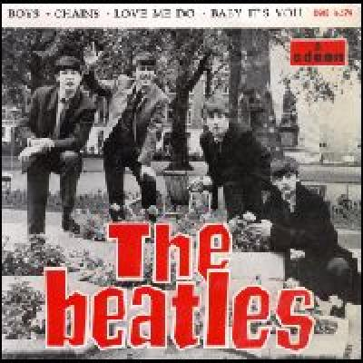 Boys / Chains / Love Me Do / Baby It's You  - The Beatles : les secrets de l'album (paroles, tablature)