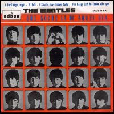 A Hard Day's Night / If I Fell / I Should Have Know Better / I'm Happy Just To Dance With You - The Beatles : les secrets de l'album (paroles, tablature)