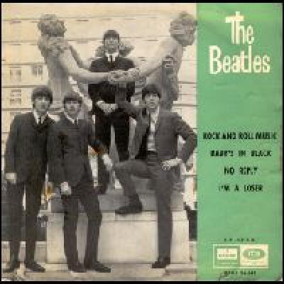 Rock And Roll Music / Baby's In Black / No Reply / I'm A Loser - The Beatles : les secrets de l'album (paroles, tablature)