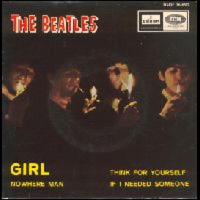 Nowhere Man / Think For Yourself / If I Needed Someone / Girl - The Beatles : les secrets de l'album (paroles, tablature)