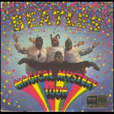Magical Mystery Tour / Your Mother Should Know / The Fool On The Hill / Flying  - The Beatles : les secrets de l'album (paroles, tablature)