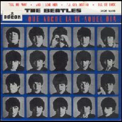 Tell Me Why / And I Love Her / I'll Cry Instead / I'll Be Back  - The Beatles : les secrets de l'album (paroles, tablature)