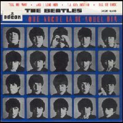 Tell Me Why / And I Love Her / I'll Cry Instead / I'll Be Back  - The Beatles : les secrets de l'album (paroles, tablature)
