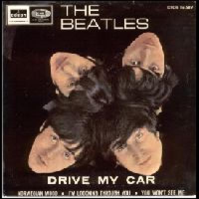 Drive My Car / Norwegian Wood / I'm Loocking Throught You / You Won't See Me - The Beatles : les secrets de l'album (paroles, tablature)