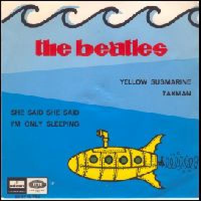 Yellow Submarine / Taxman / She Said She Said / I'm Only Sleeping - The Beatles : les secrets de l'album (paroles, tablature)