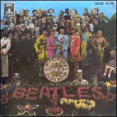 With A Little Help From My Friends / When I'm Sixty-Four / Lovely Rita / Lucy In The Sky With Diamonds - The Beatles : les secrets de l'album (paroles, tablature)