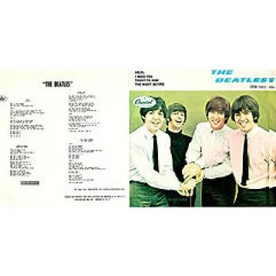Help ! - The Beatles : les secrets de l'album (paroles, tablature)