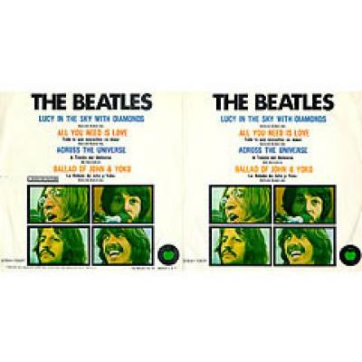 Lucy in the sky with diamonds - The Beatles : les secrets de l'album (paroles, tablature)