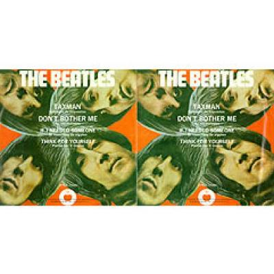 Don't bother me  - The Beatles : les secrets de l'album (paroles, tablature)