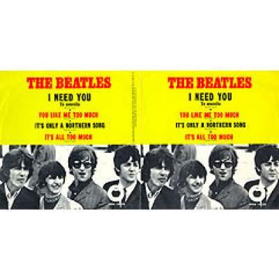 I need you - The Beatles : les secrets de l'album (paroles, tablature)