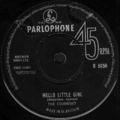 The Fourmost « Hello Little Girl »  - The Beatles : les secrets de l'album (paroles, tablature)