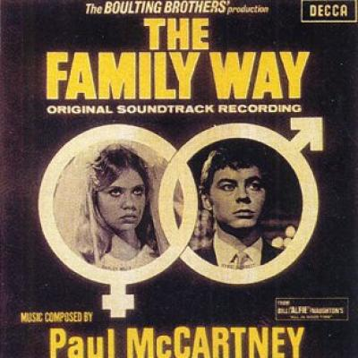 The George Martin Orchestra - « The Family Way »  - The Beatles : les secrets de l'album (paroles, tablature)
