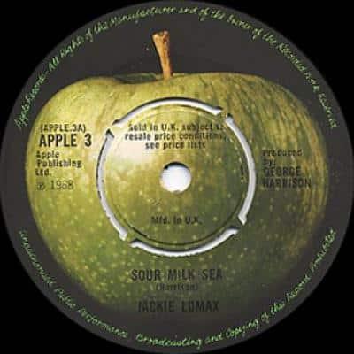 Jackie Lomax - « Sour Milk Sea »  - The Beatles : les secrets de l'album (paroles, tablature)
