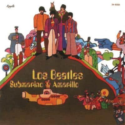Submarino Amarillo  - The Beatles : les secrets de l'album (paroles, tablature)