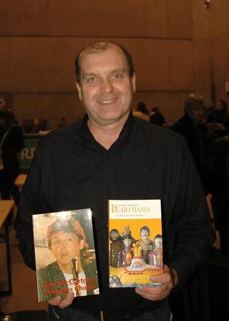 Dominique Grandfils, auteur de l'Anthologie du Rock Français
