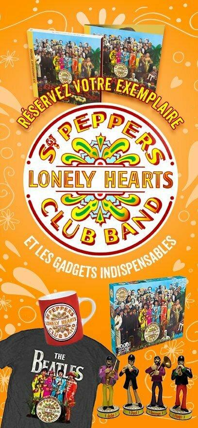 Les Beatles par Yellow-Sub.net - Magazine cover