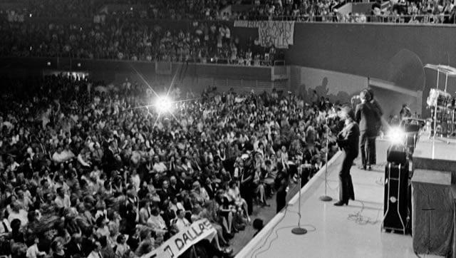 Les Beatles en concert live aux Etats-Unis, Amérique : dates, concerts, histoire anecdotes - Ludovic DANTENY