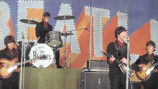 Beatles en concert Japon, Philippines; Tokyo - Ludovic DANTENY