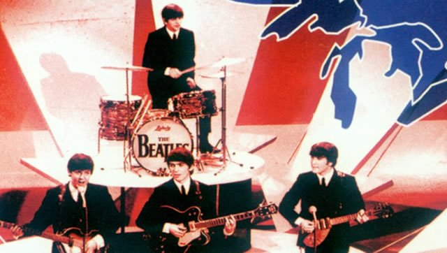 The Beatles first US Visit 1964