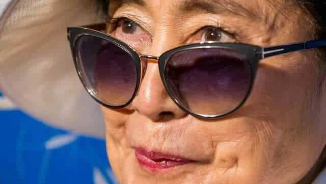 [Revue de Presse] PRÈS D'UN DEMI-SIÈCLE APRÈS LA SORTIE DE «IMAGINE», YOKO ONO RECONNUE CO-AUTEUR DE CE TUBE #yokoono #johnlennon #imagine