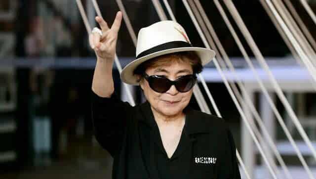 [Revue de Presse] Yoko Ono devient co-auteur d'« Imagine » #yokoono #imagine #johnlennon