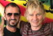 Ringo Starr : encore un invité de choix #ringostarr #zakstarkey #ringo2017