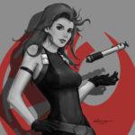 Illustration du profil de Mara-Jade
